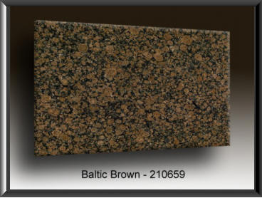 Dark Granite Countertops, Allentown, PA Image - Rome Granite and Tile