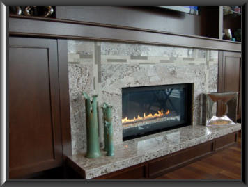 Beautify your fireplace with Rome Granite