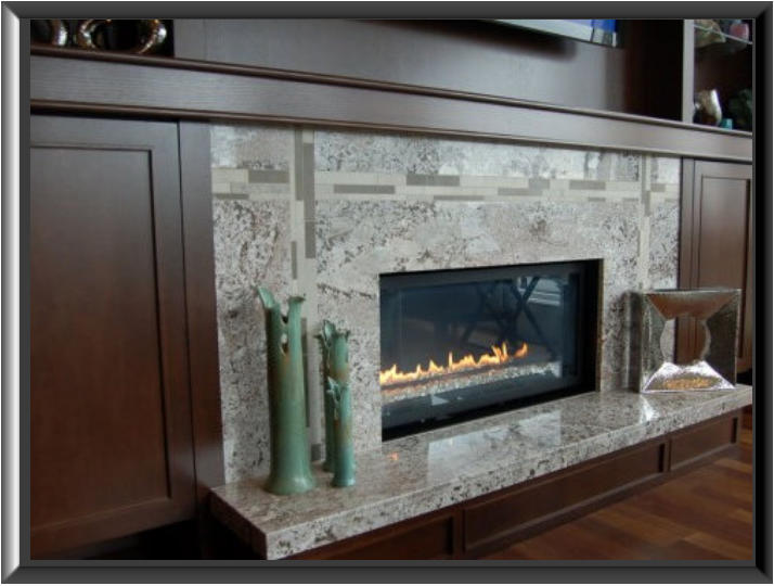 Fireplace Backsplash Of Ceramic Tile Allentown Pa Image Rome Granite And