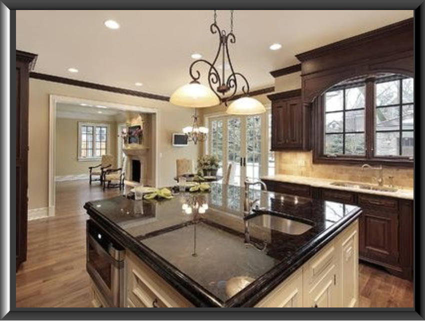 Rome Granite Displays Several Kitchen Photos Of Marble Countertops. See  Sample Kitchen Pictures.